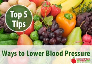 5 Tips to Help Lower Your Blood Pressure