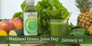 National-Green-Juice-Day-January-26-2