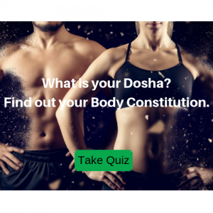 What is your Dosha Cover 2